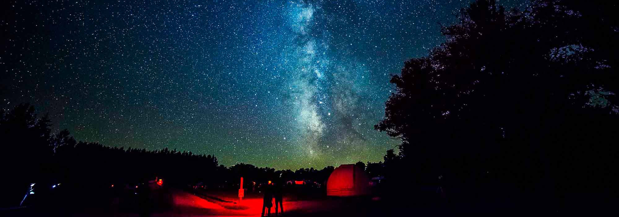 Stargazing at Cherry Springs State Park