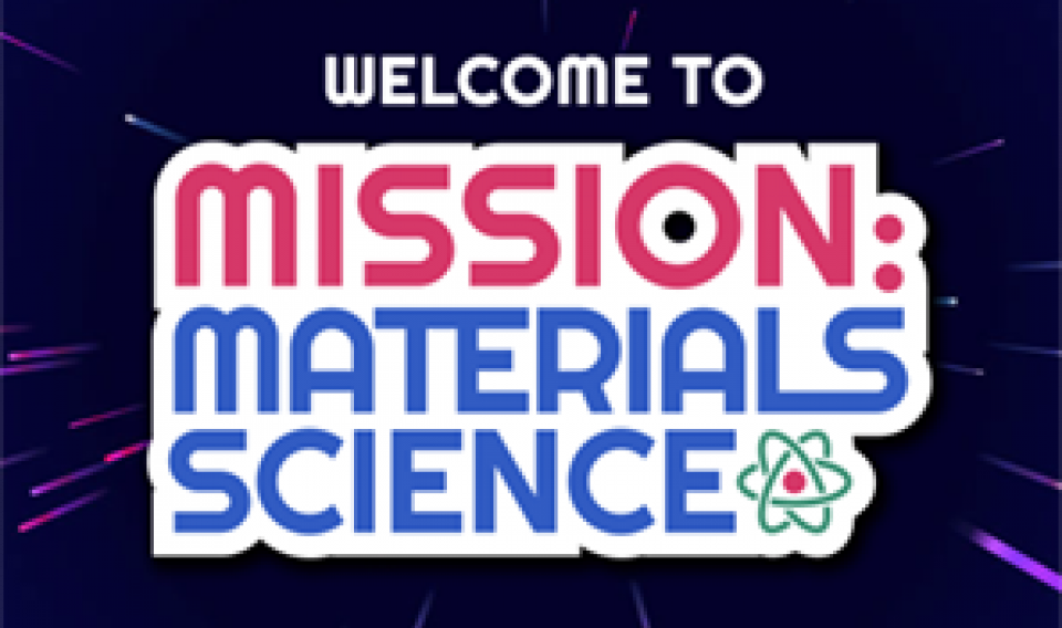 Mission: Materials Science logo