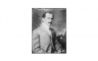Historical photo of Orville Wright
