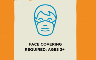masks required ages 3+