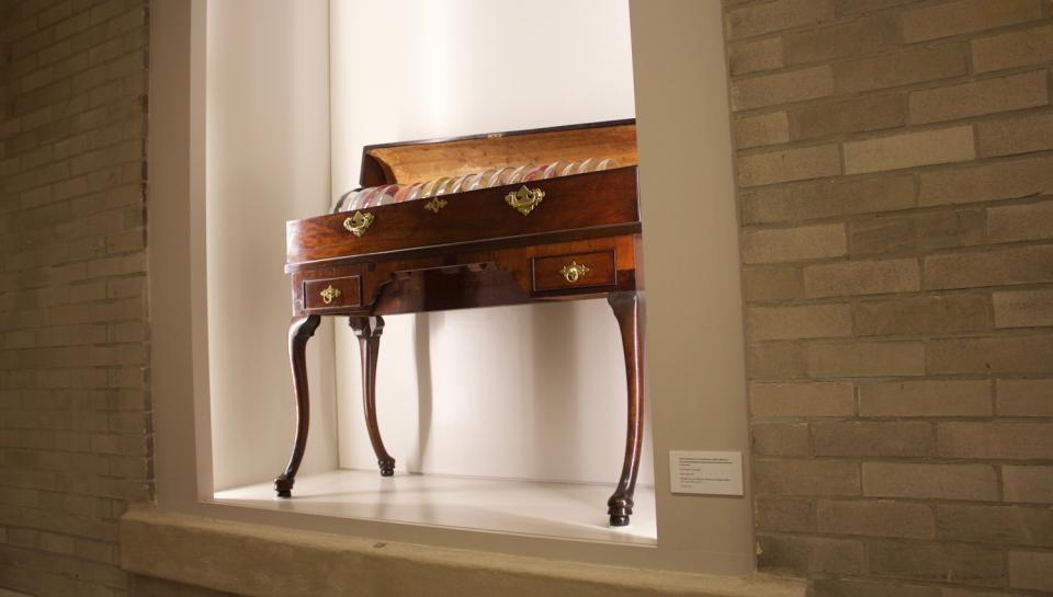 Ben Franklin's Glass Armonica
