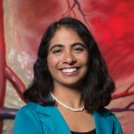 Headshot of The Franklin Institute's Chief Bioscientist Jayatri Das.